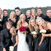 bouquet, bridal party
