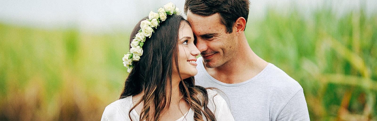 Justine and Ryan