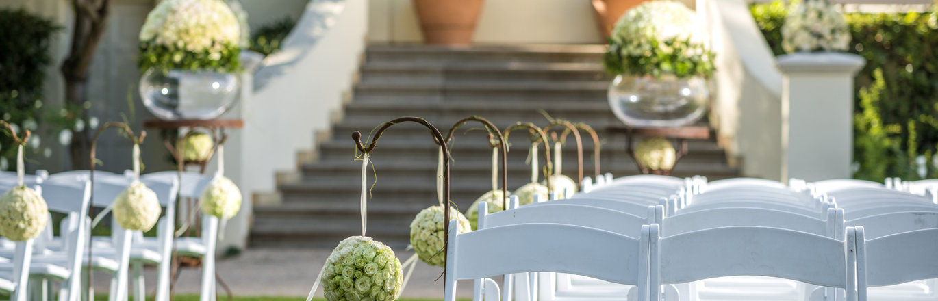 Green Wedding Venues in South Africa