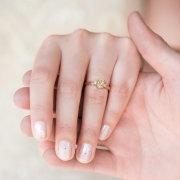 nails, wedding ring