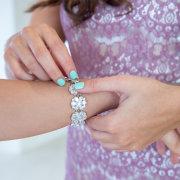 bracelet, nails