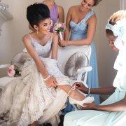 bridesmaid dress, hairstyle, shoes, wedding dress