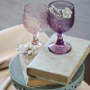 decor, glassware