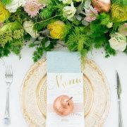 decor, menu, table