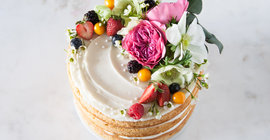La Boheme Inspired Wedding Cakes
