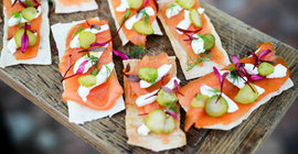 2019 Wedding Food Trends You Need To Serve
