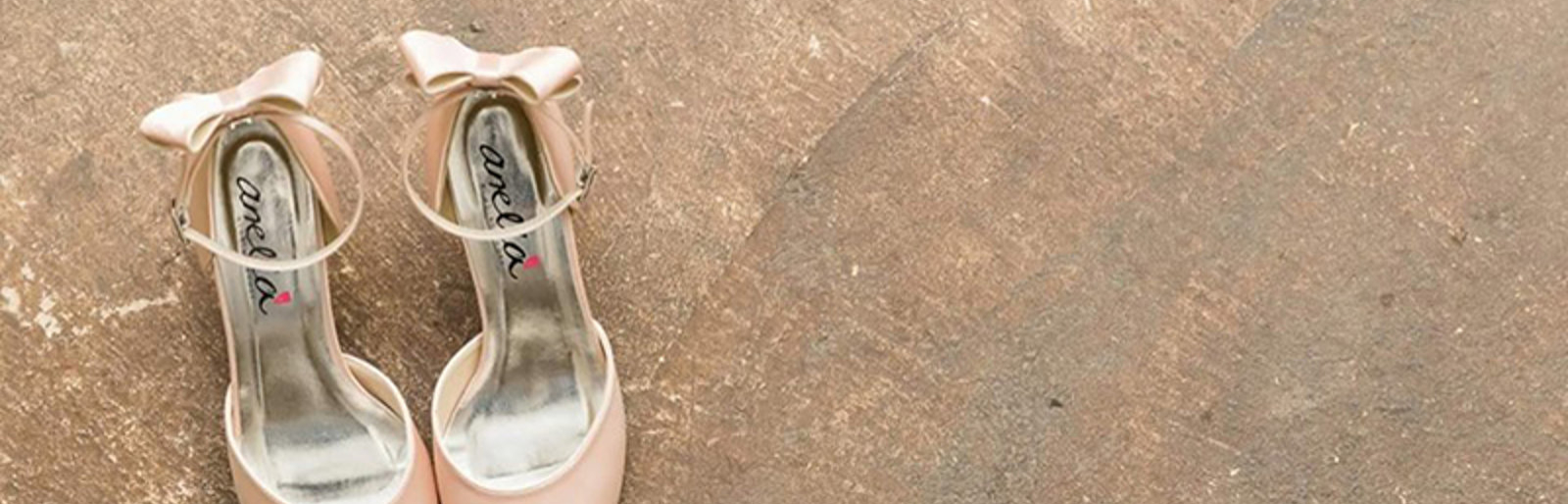 Win Your Wedding Shoes With Anella Shoes!