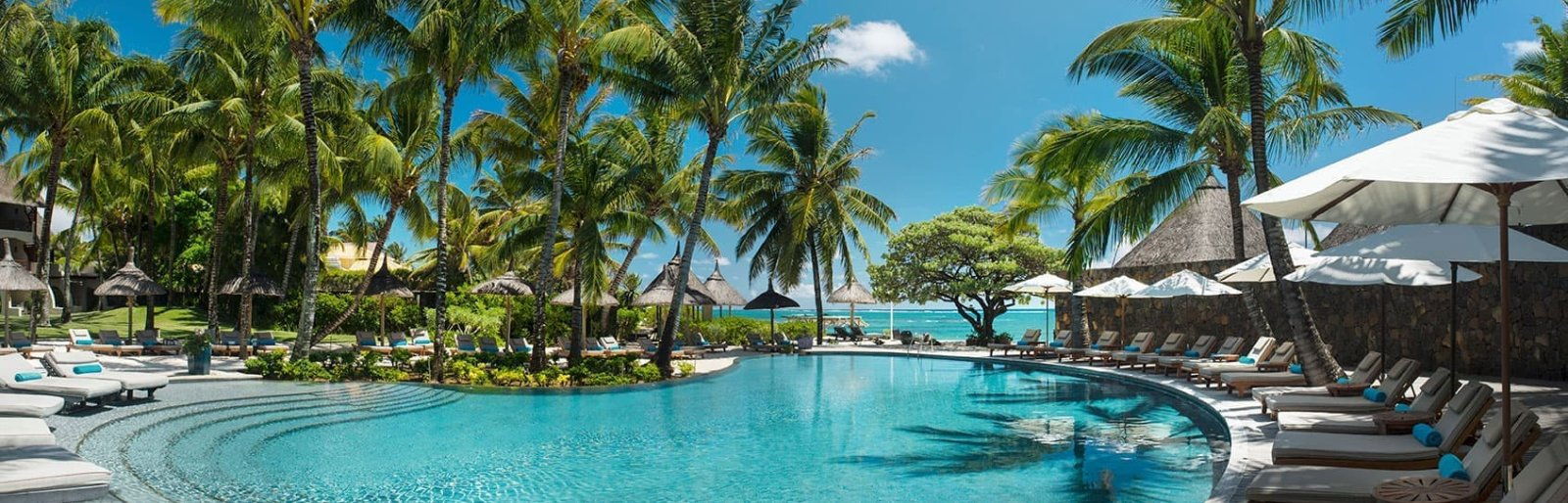 Package 1: Constance Belle Mare Plage 5* Hotel