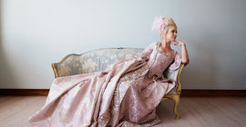 Rene H Couture: A Take On Rococo Fashion