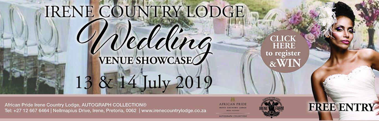 Irene Country Lodge Wedding Venue Showcase