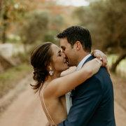 bride and groom, bride and groom, earrings, kiss, kiss, kiss