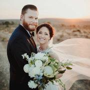 bouquet, bride and groom, bride and groom, bride and groom
