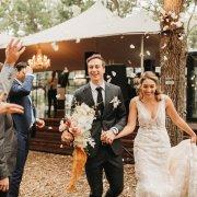 bouquet, bride and groom, bride and groom, bride and groom, confetti