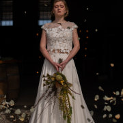 bouquets, confetti, wedding dresses, wedding dresses, wedding dresses, wedding dresses