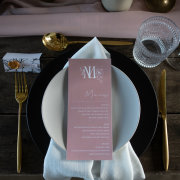 table setting, table setting, wedding stationery