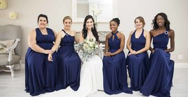 Infinity Dress: Bridesmaids Dresses In South Africa