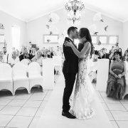 bride and groom, bride and groom, bride and groom, first kiss