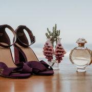 bridal accessories, bridal shoes