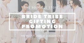 One Boutique Store Bride Tribe Gifting Promotion