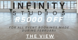 THE VIEW at Infinity Studios Launch Special