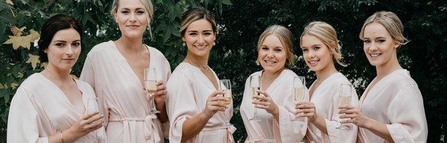 Belinda Jane Hair & Makeup Winter Wedding Promo