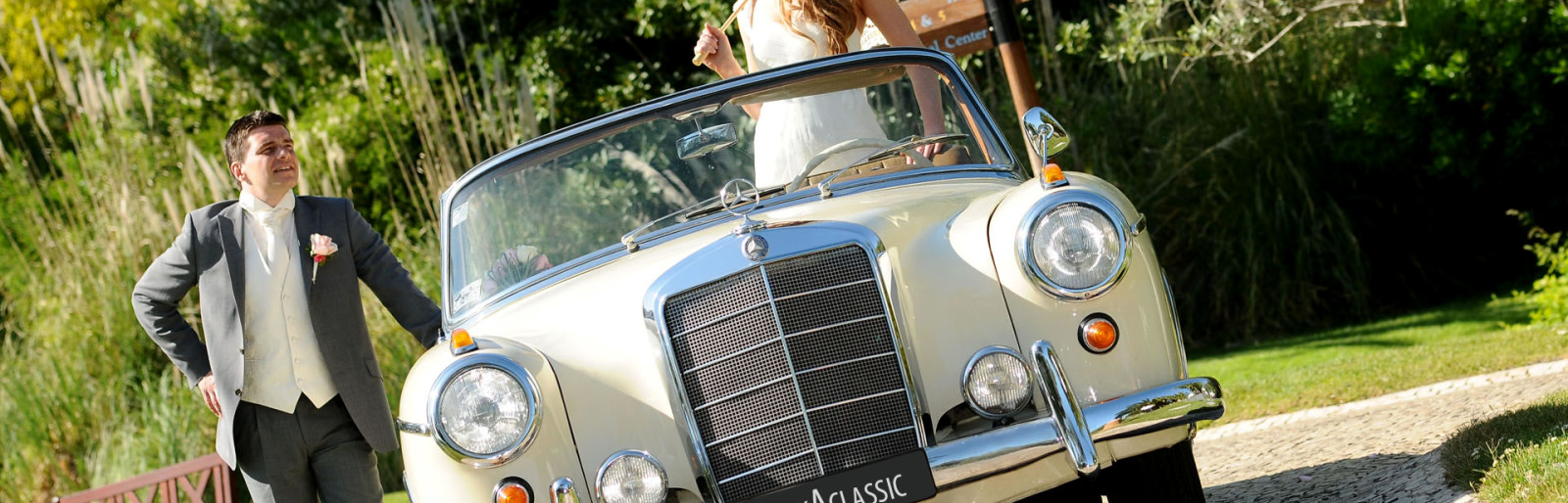 7 important tips for hiring a classic or vintage car for your wedding