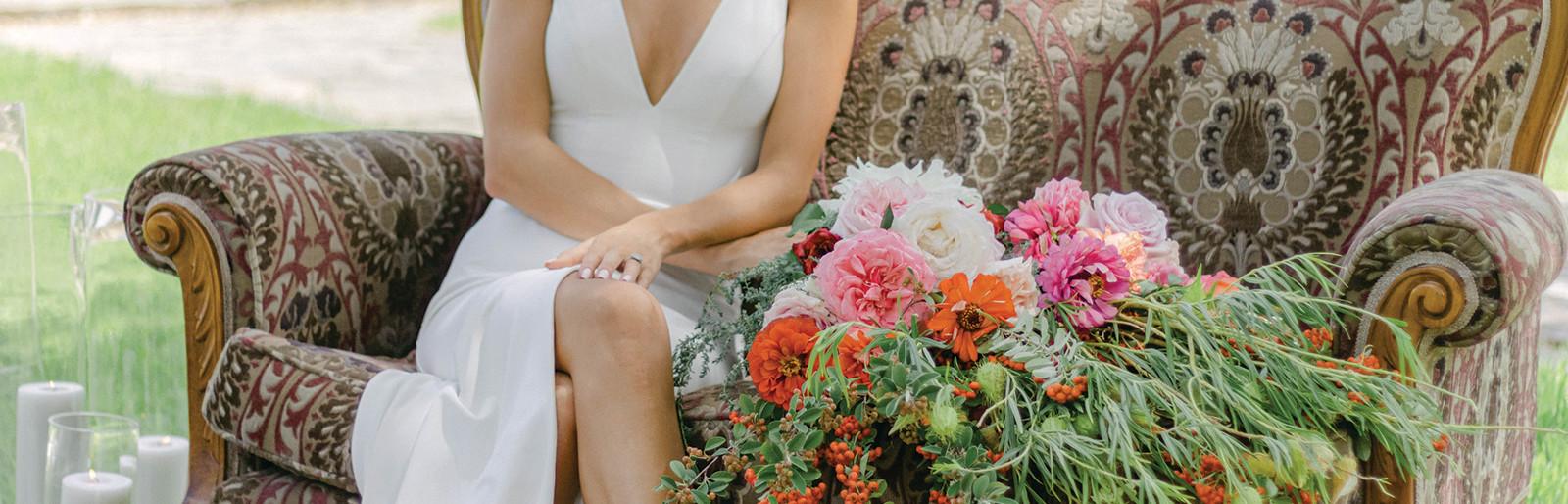 Modern Boho Bridal Bliss