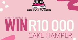 Kelly Jayne's Cakes Competition