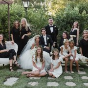 bridal party, wedding party