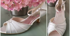 Cinderella's Closet Bridal Shoe Sale