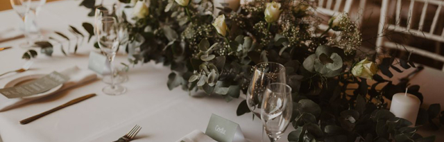 Amy Cottle's Events Wedding Special