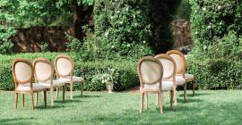 Romantic Secret Garden Styled Shoot