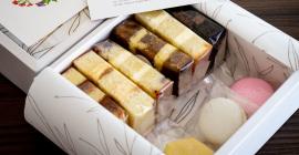 Samantha Liang Cake Artistry Tasting Boxes