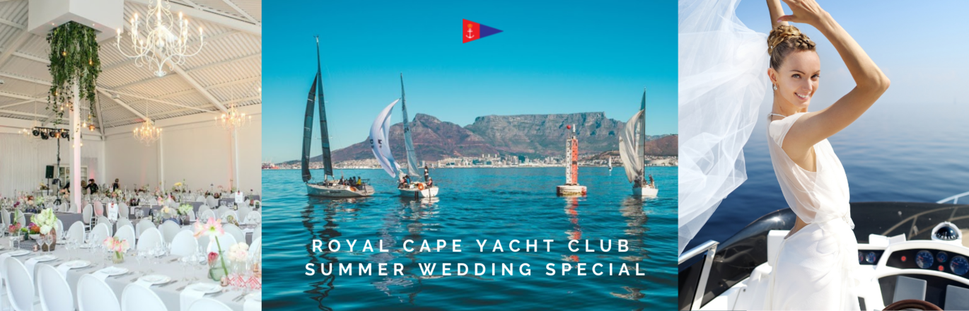 Royal Cape Yacht Club Summer Special