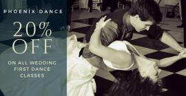 Phoenix Dance Company Wedding Special