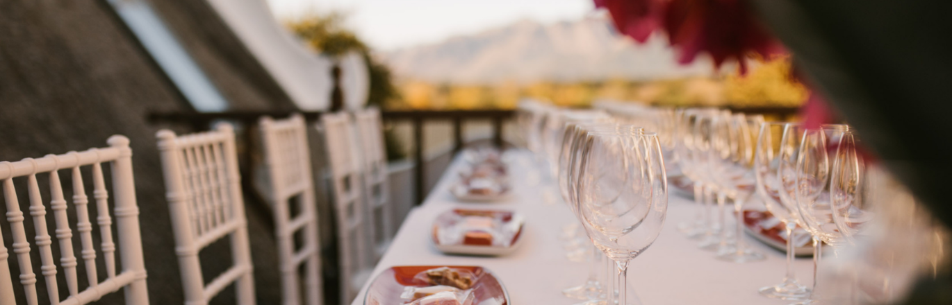 Top 5 Reasons to Say I Do at Vrede en Lust