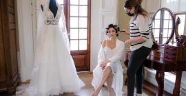 Get Wedding Ready in Luxury