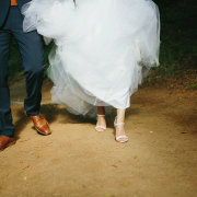 brides shoes, groom shoes, wedding dress