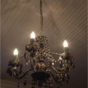 chandelier, lighting