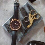 accessories, black, dark, grooms