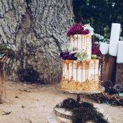 cake, cake, flowers