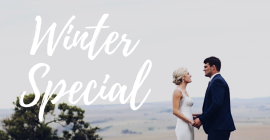 Barefeet Videography - Winter Wedding Videography Special