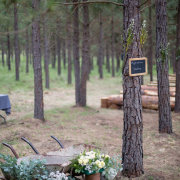 ceremony, flowers, greenery, wedding decor, sigange