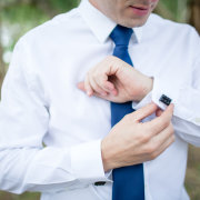 blue, cufflinks, groom, tie