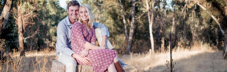 Megan and Craig