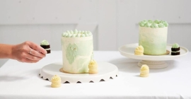 Looks We Love: Wedding CAKES!