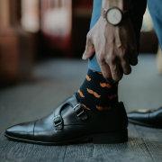grooms accessories, grooms shoes, socks, watch