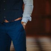 belt, grooms accessories, watch