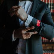 cufflinks, grooms accessories