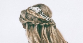 Summer Bridal Hairstyle Inspiration!